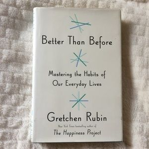 Accents - Better Than Before Book - Gretchen Rubin